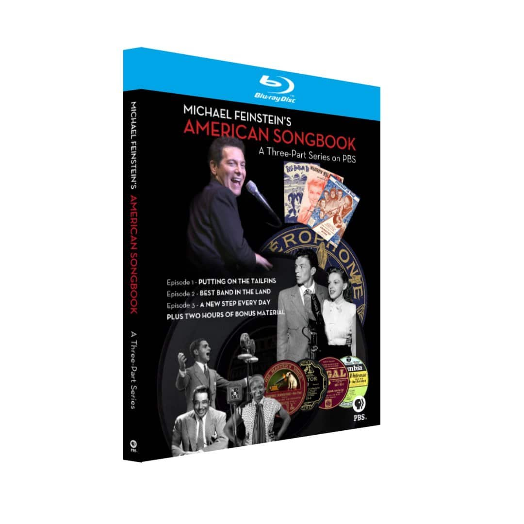MICHAEL FEINSTEIN'S AMERICAN SONGBOOK SEASON 1 BLU-RAY