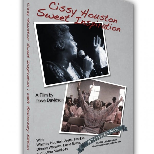 Sweet Inspiration DVD Cover