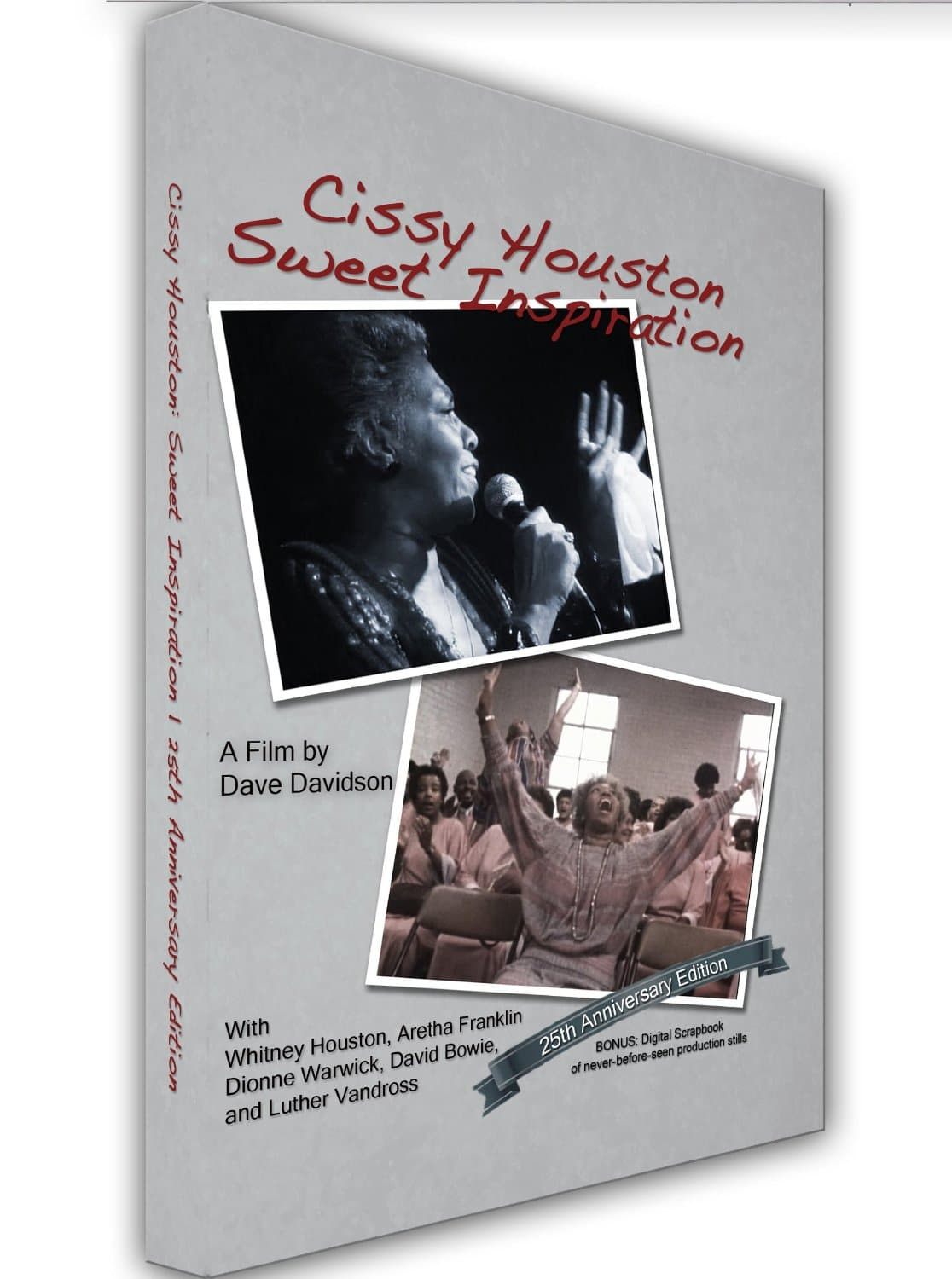 CISSY HOUSTON SWEET INSPIRATION DVD