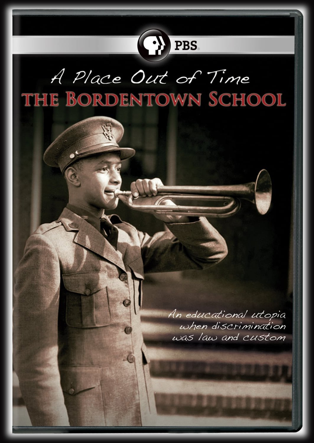 A PLACE OUT OF TIME THE BORDENTOWN SCHOOL DVD