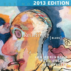 RELATIVITY (BLUES) Album by Rob Morsberger