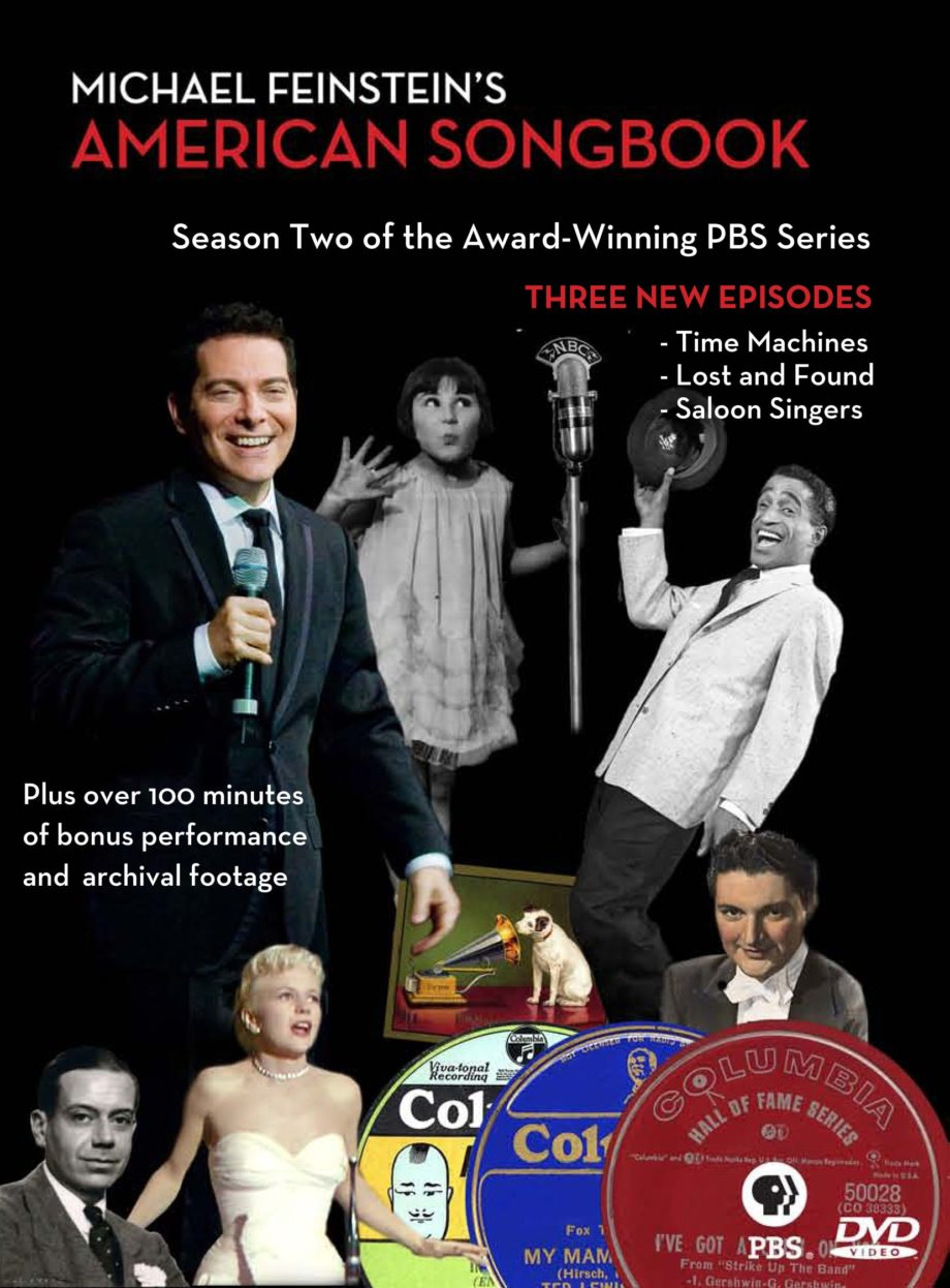 Feinstein Season 2 DVD cover
