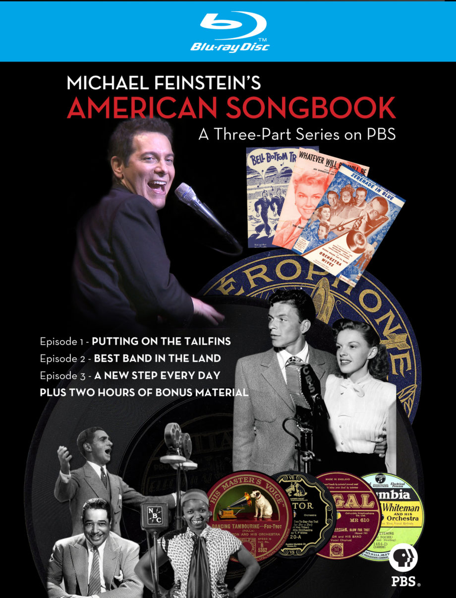 Season One Michael Feinstein's American Songbook BD cover